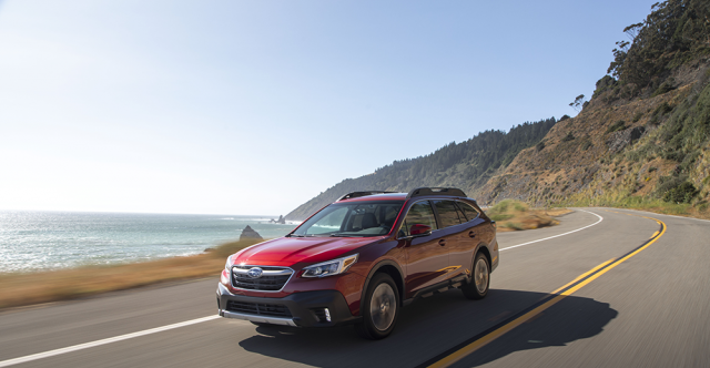 2020 Outback Offers Option of Turbocharged Engine