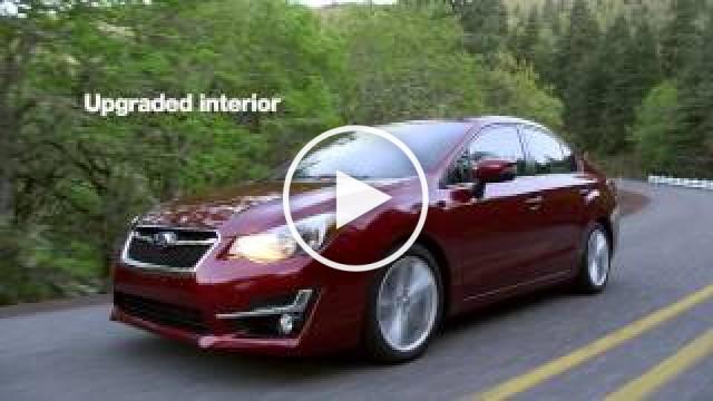 The all-new 2015 Subaru Impreza
