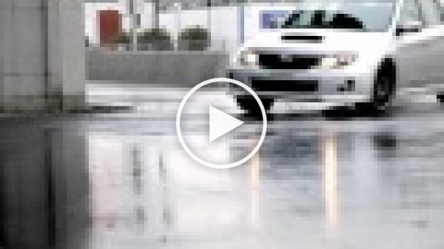 2011 Subaru WRX-Get More G's: Wet Track